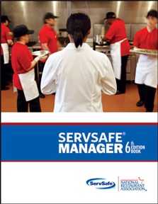 ServSafe® Manager Book 6th Edition