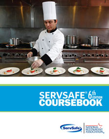 ServSafe® Coursebook, 6th Edition