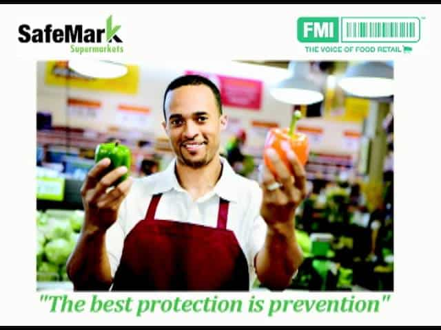 SafeMark® Food Protection Manager Certification | HRBUniversal